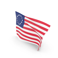 Betsy Ross Flag PNG & PSD Images
