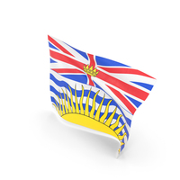 Flag of British Columbia PNG & PSD Images