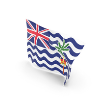 Flag of British Indian Ocean Territory PNG & PSD Images