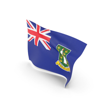 Flag of British Virgin Islands PNG & PSD Images