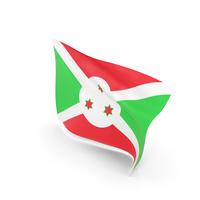 Flag of Burundi PNG & PSD Images