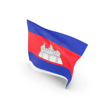 Flag of Cambodia PNG & PSD Images