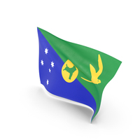 Flag of Christmas Island PNG & PSD Images