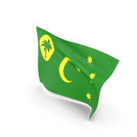 Flag of Cocos Islands PNG & PSD Images