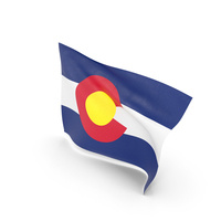 Flag of Colorado PNG & PSD Images