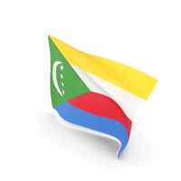 Flag of Comoros PNG & PSD Images