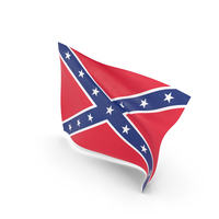Flag of Confederate Rebel Flag PNG & PSD Images