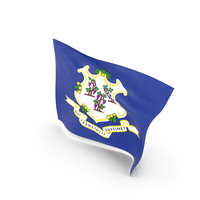 Flag of Connecticut PNG & PSD Images