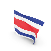 Flag of Costa Rica PNG & PSD Images
