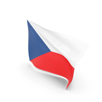 Flag of Czech Republic PNG & PSD Images