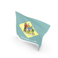 Flag of Delaware PNG & PSD Images