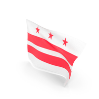 Flag of District of Columbia PNG & PSD Images