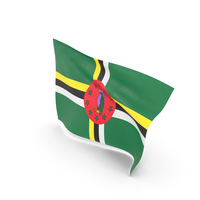 Flag of Dominica PNG & PSD Images