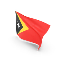 Flag of East Timor PNG & PSD Images