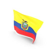 Flag of Ecuador PNG & PSD Images