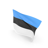 Flag of Estonia PNG & PSD Images