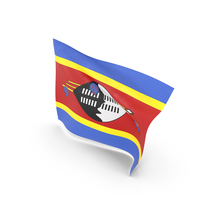 Flag of Eswatini PNG & PSD Images