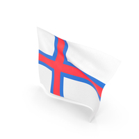 Flag of Faroe Islands PNG & PSD Images