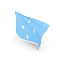Flag of Federated States of Micronesia PNG & PSD Images