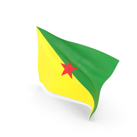Flag of French Guiana PNG & PSD Images