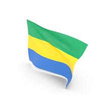Flag of Gabon PNG & PSD Images