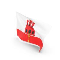 Flag of Gibraltar PNG & PSD Images