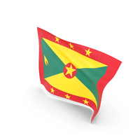Flag of Grenada PNG & PSD Images