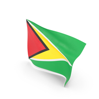 Flag of Guyana PNG & PSD Images