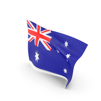 Flag of Heard Island and McDonald Islands PNG & PSD Images