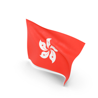 Flag of Hong Kong PNG & PSD Images