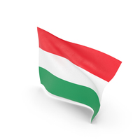 Flag of Hungary PNG & PSD Images