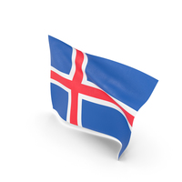 Flag of Iceland PNG & PSD Images