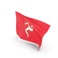 Flag of Isle of Man PNG & PSD Images