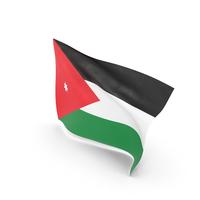 Flag of Jordan PNG & PSD Images