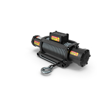 Winch Black New PNG & PSD Images