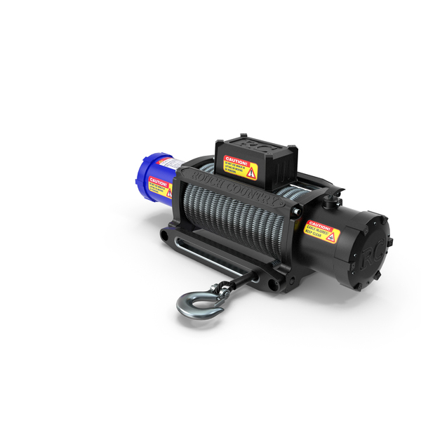 Winch Blue New PNG & PSD Images