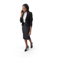 Walking Business Woman PNG & PSD Images