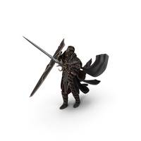 Dark Knight Defending From Above PNG & PSD Images