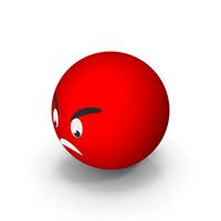 Emoji Mad PNG & PSD Images