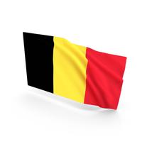 Belgium Waving Flag PNG & PSD Images