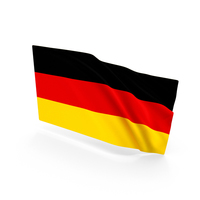 Germany Deutschland Waving Flag PNG & PSD Images