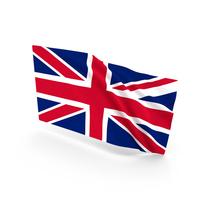 United Kingdom Waving Flag PNG & PSD Images