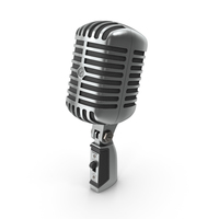 Shure Microphone PNG & PSD Images