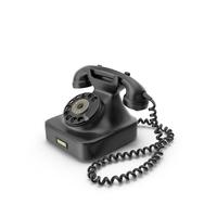 Vintage Phone PNG & PSD Images