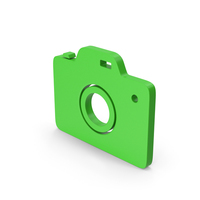 Green Symbol Camera PNG & PSD Images