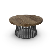 Outdoor Round Table PNG & PSD Images