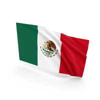 Mexico Waving Flag PNG & PSD Images
