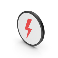 Icon Storm Red PNG & PSD Images