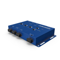 Audio Control Blue Used PNG & PSD Images