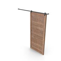 Wood Sliding Door PNG & PSD Images